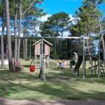 Juegos para niños en Pueblo Suizo