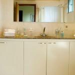 Baños completos en Pueblo Suizo