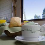 Desayuno completo en Pueblo Suizo